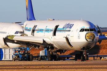 D-AINH - Lufthansa Airbus A340-600