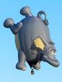 PR-ZEL - Private RVB Balloons SS-25-el Pea-Nut Elephant aircraft