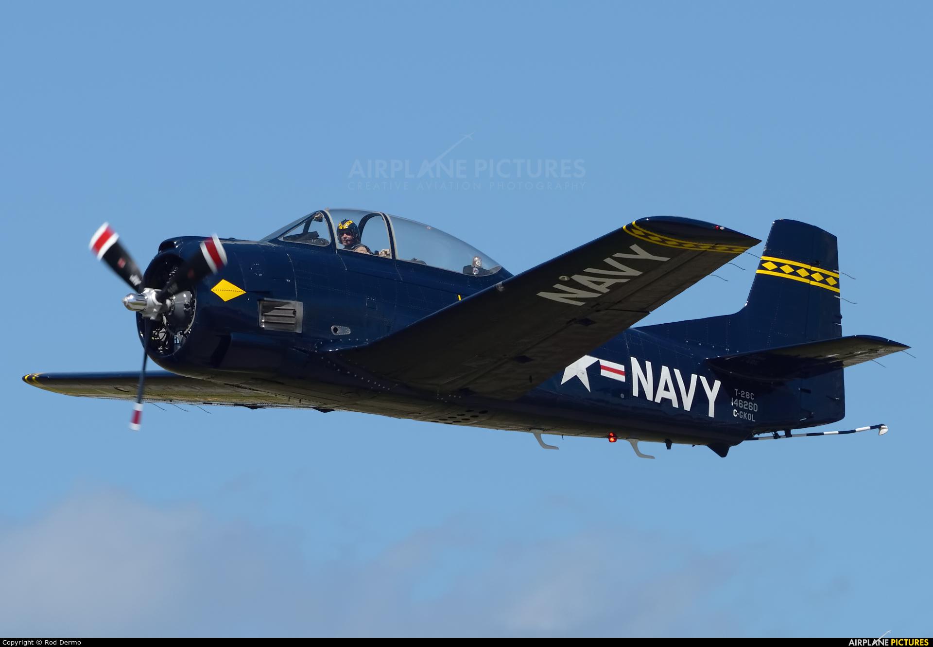 Private C-GKOL aircraft at Brantford, ON