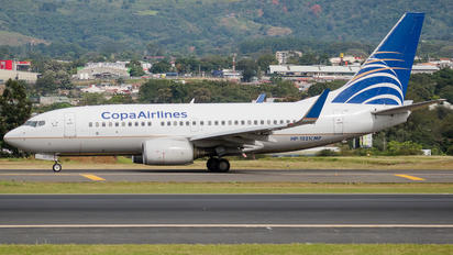HP-1521CMP - Copa Airlines Boeing 737-700