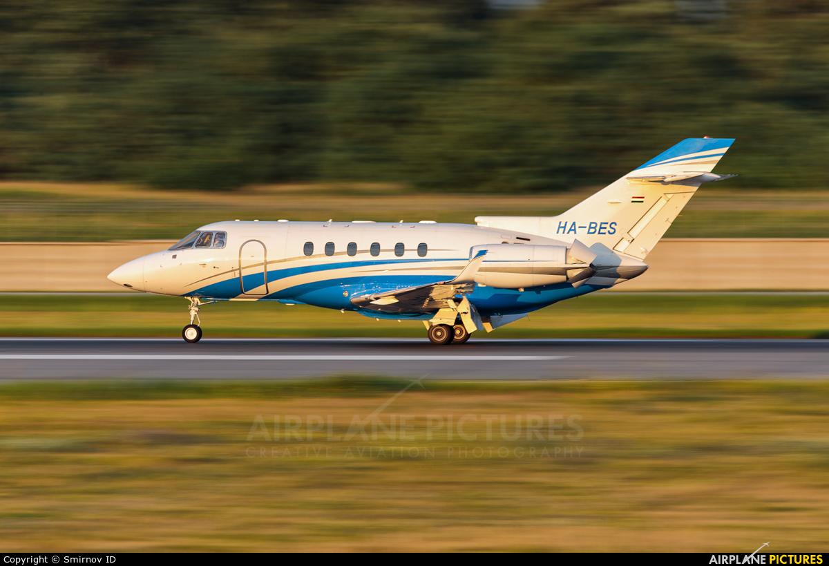Private HA-BES aircraft at Kyiv - Borispol