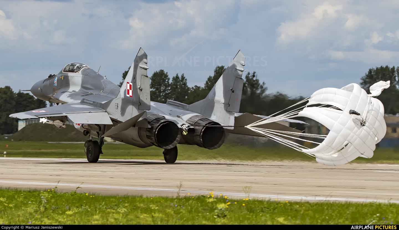 Poland - Air Force 92 aircraft at Malbork