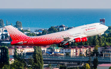 EI-XLI - Rossiya Boeing 747-400