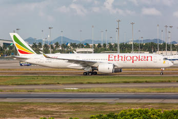 ET-AWO - Ethiopian Airlines Airbus A350-900