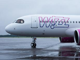 HA-LJE - Wizz Air Airbus A320 NEO