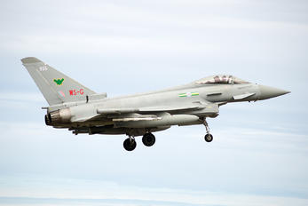 ZJ935 - Royal Air Force Eurofighter Typhoon FGR.4