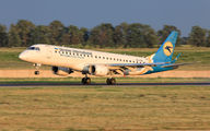 UR-EMB - Ukraine International Airlines Embraer ERJ-190 (190-100) aircraft