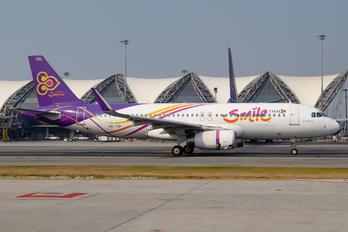 HS-TXP - Thai Smile Airbus A320