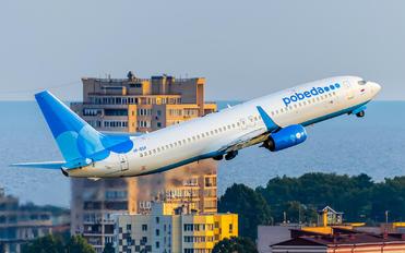 VP-BGR - Pobeda Boeing 737-800