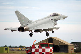 ZK368 - Royal Air Force Eurofighter Typhoon FGR.4