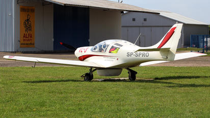 SP-SPRO - Private JMB Aircraft VL3