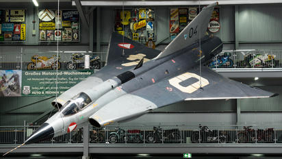 04 - Austria - Air Force SAAB J 35OE Draken