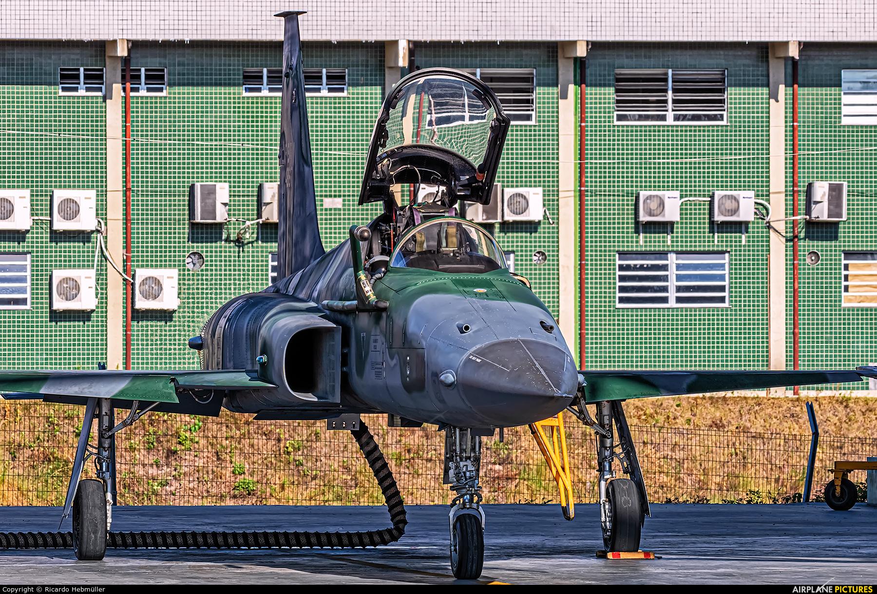 Brazil - Air Force 4867 aircraft at Manaus - Ponta Pelada