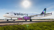 OE-IEV - Volaris Airbus A320 aircraft