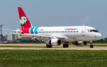 RA-89089 - Yamal Airlines Sukhoi Superjet 100