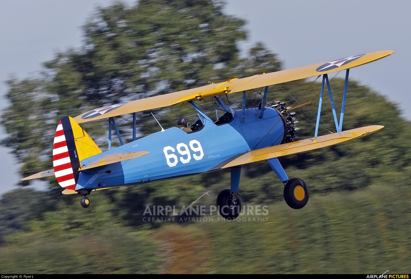 Private G-CCXB aircraft at Lashenden / Headcorn
