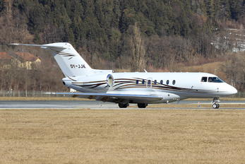 OY-JJK - Sun Air Hawker Beechcraft 4000 Horizon