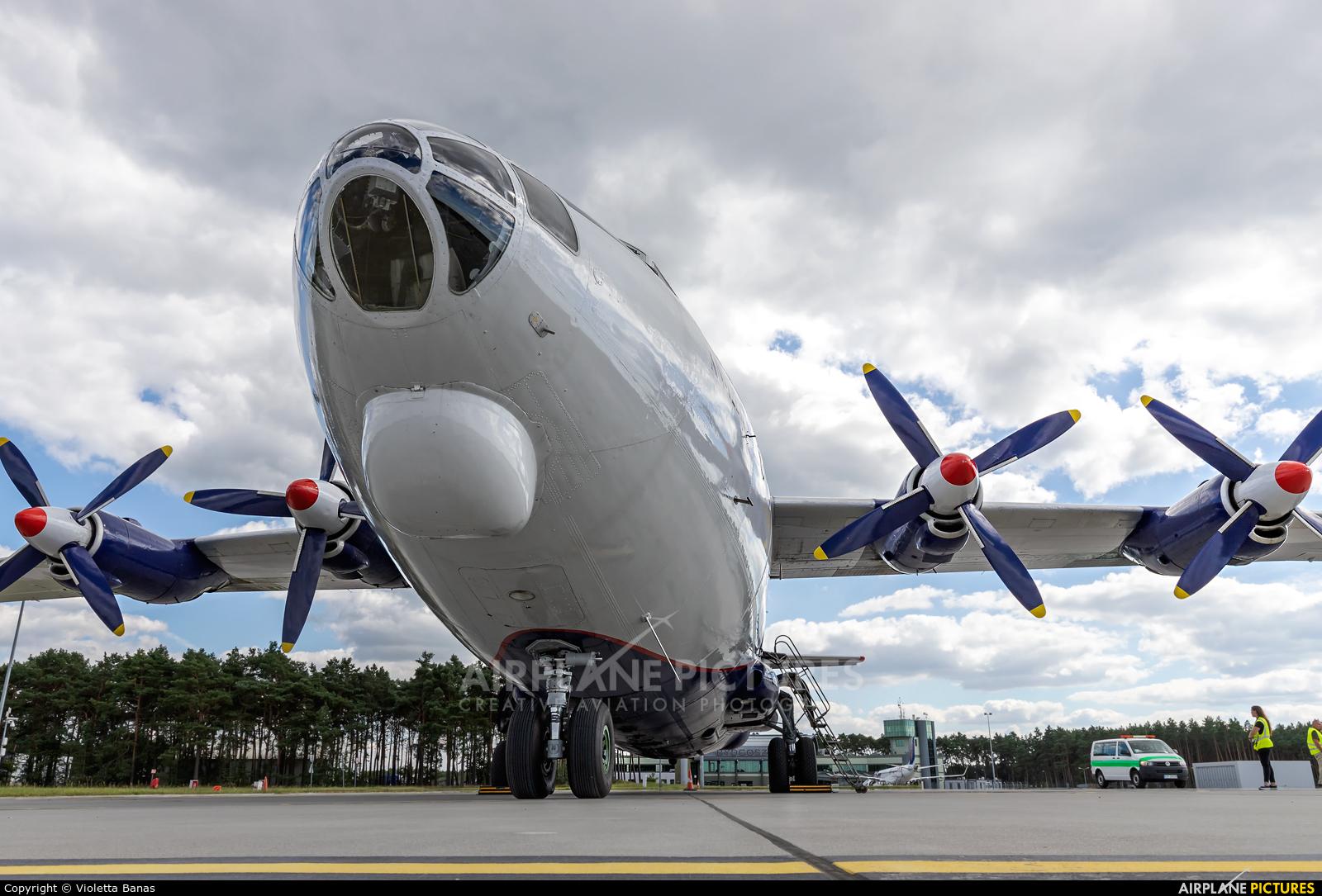 Ruby Star Air Enterprise EW-275TI aircraft at Bydgoszcz - Szwederowo