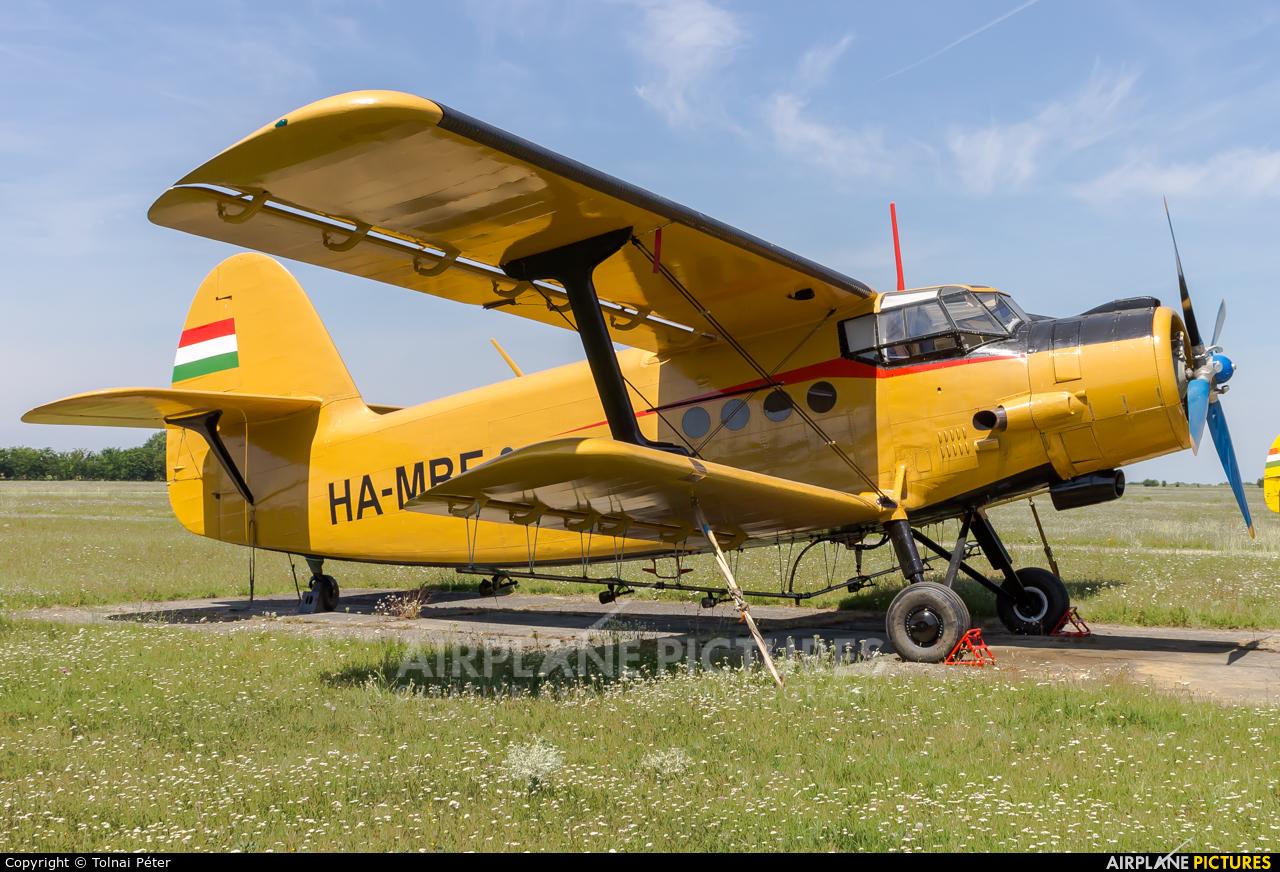 Untitled HA-MBE aircraft at Kaposújlak