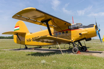 HA-MBE - Untitled PZL An-2