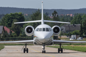 SP-ARK - Private Dassault Falcon 2000S