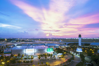 SGN - - Airport Overview - Airport Overview - Overall View