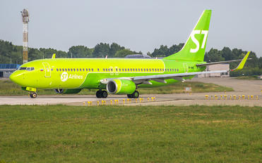 VP-BND - S7 Airlines Boeing 737-800