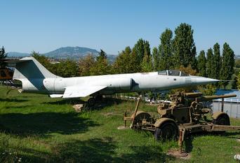 MM6767 - Italy - Air Force Lockheed F-104S ASA Starfighter