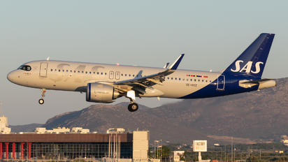 SE-ROZ - SAS - Scandinavian Airlines Airbus A320 NEO
