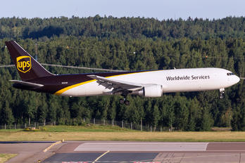 N362UP - UPS - United Parcel Service Boeing 767-300F