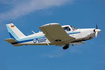 D-EBIF - Private Piper PA-28 Arrow