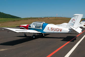 I-SUDV - Private Morane Saulnier MS.880B Rallye Club