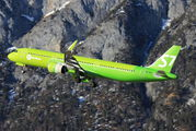 VQ-BGR - S7 Airlines Airbus A321 NEO aircraft