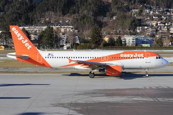 OE-IVK - easyJet Europe Airbus A320