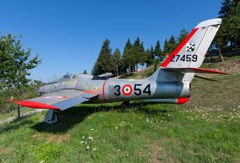 MM52-7459 - Italy - Air Force Republic RF-84F Thunderflash