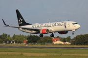 LN-RRE - SAS - Scandinavian Airlines Boeing 737-800 aircraft
