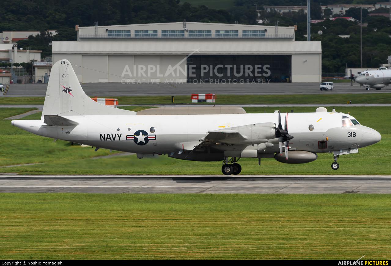USA - Navy 157318 aircraft at Kadena AB