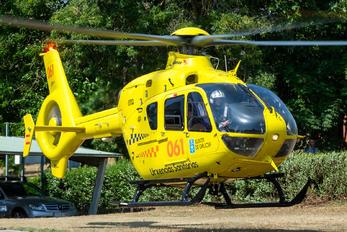 EC-LAL - TAF Helicopters Eurocopter EC135 (all models)
