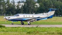 OK-PRM - Private Pilatus PC-12 aircraft