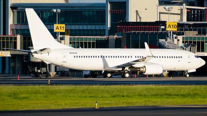 N858AM - Aeromexico Boeing 737-800