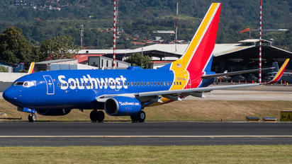 N7719A - Southwest Airlines Boeing 737-700