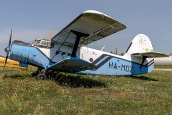 HA-MDZ - Untitled PZL An-2
