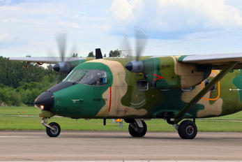 0208 - Poland - Air Force PZL M-28 Bryza
