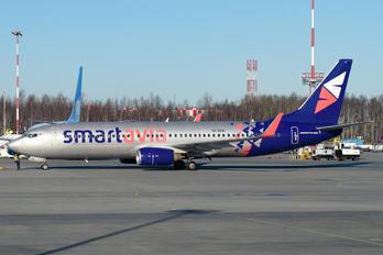 VQ-BBW - Smartavia Boeing 737-800