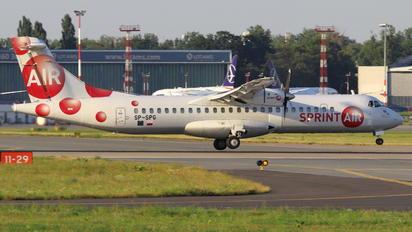 SP-SPG - Sprint Air ATR 72 (all models)