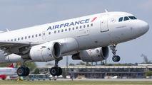 F-GRHH - Air France Airbus A319 aircraft