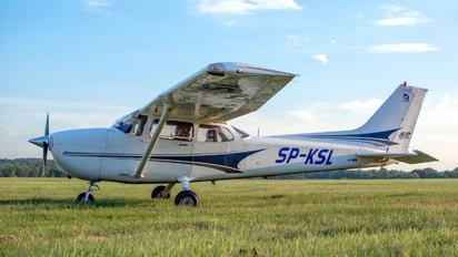 SP-KSL - Aeroklub Śląski Cessna 172 Skyhawk (all models except RG)