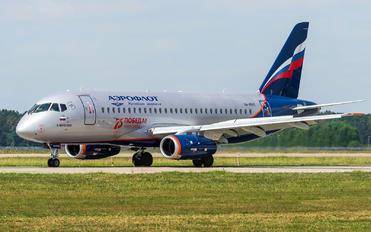 RA-89113 - Aeroflot Sukhoi Superjet 100