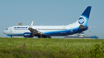EI-ECL - Alrosa Boeing 737-800