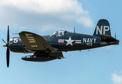 NX45NL - Private Vought F4U Corsair aircraft